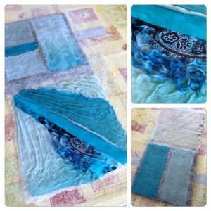 blå väska 1